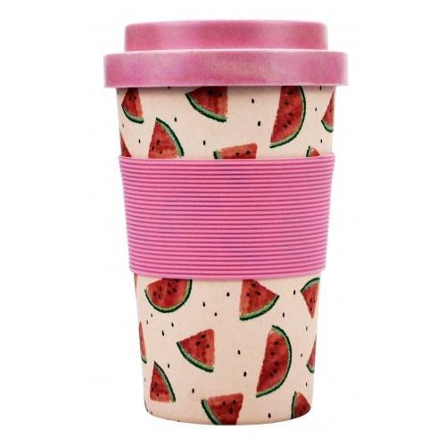 Watermelon Eco Mug Pink 400ml