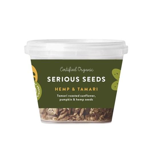Serious Seeds 120gm - Hemp & Tamari