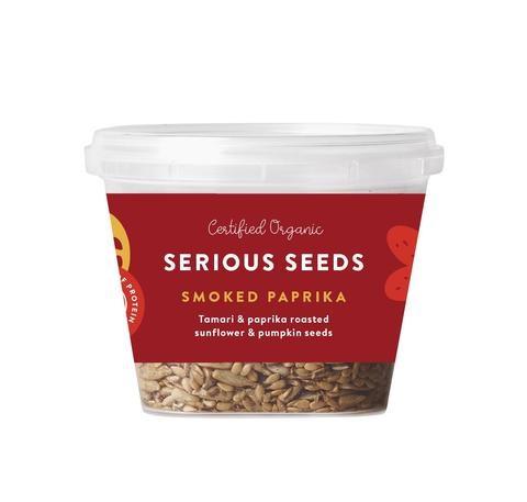 Serious Seeds 120gm - Smoked Paprika