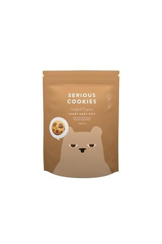 Serious Chewy Choc Chip Cookie 170g