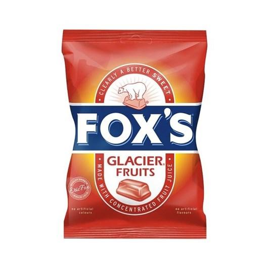 Foxs Glacier Fruits Bag 130g