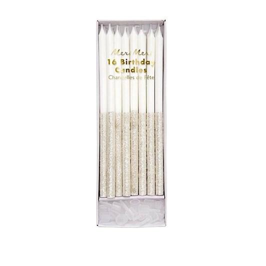 Meri Meri Dipped Glitter Candles 146mm