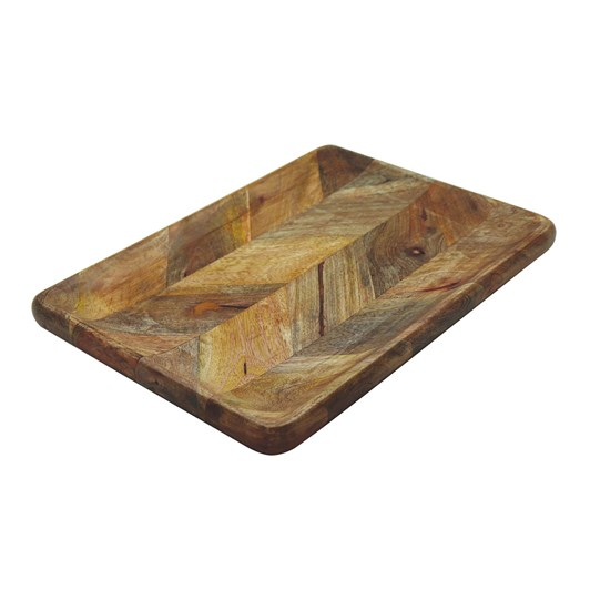 Madras Link Heathcote Parquetry Rectangle Board Large 50x35cm