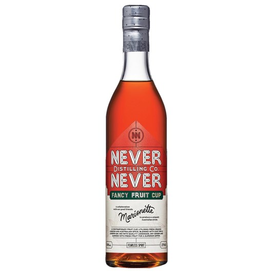 Never Never Fancy Fruit Cup 500ml