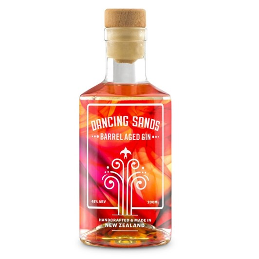 Dancing Sands Barrel Aged Gin 200ml