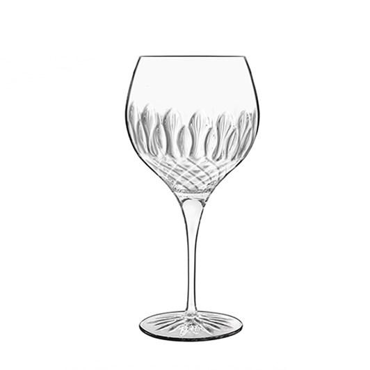 Luigi Bormioli Diamante Gin Glass Gift Box Of 4 650ml