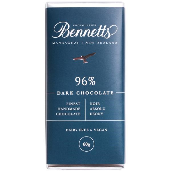 Bennetts 96% Dark Chocolate na