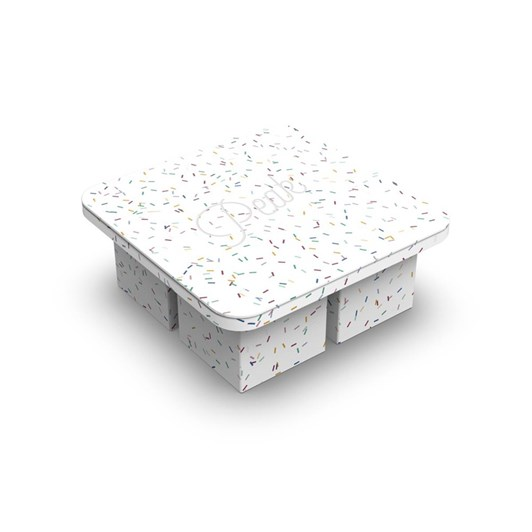 Peak Extra Large Speckled Ice Cube Tray