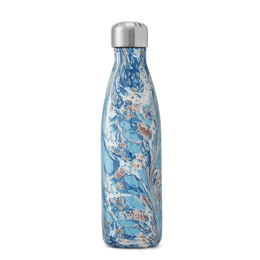 S'Well Italian Marbling Collection Pennellata Insulated Bottle 500ml