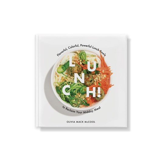 Dovetail Press Lunch Cookbook