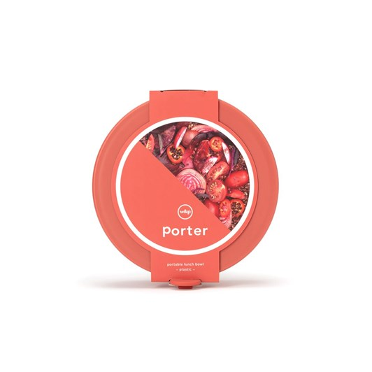 The Porter Plastic Bowl