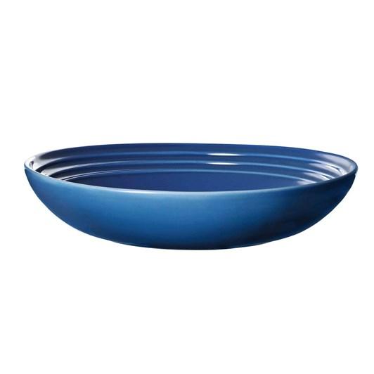 Le Creuset Pasta Bowl 22cm Marseille Blue