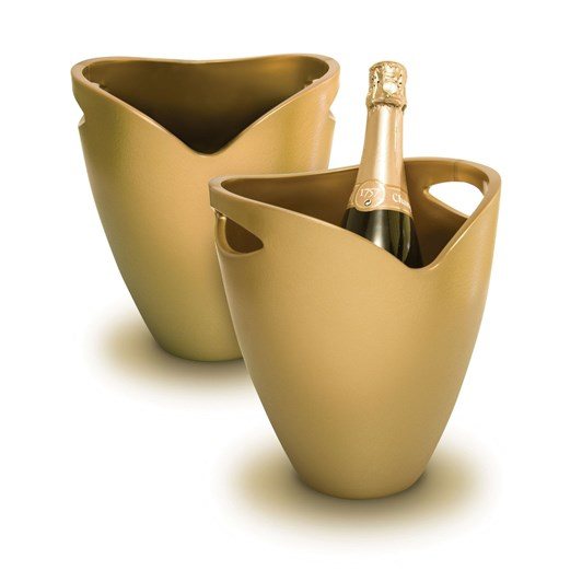 Pulltex Ice Bucket Gold