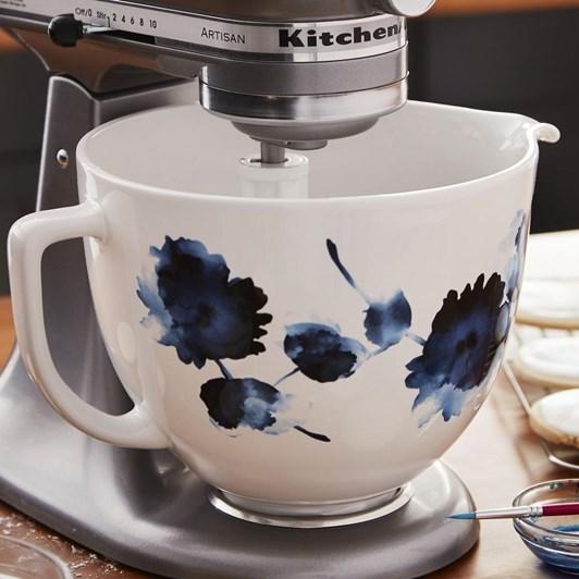 KitchenAid Ink Watercolour Ceramic Bowl