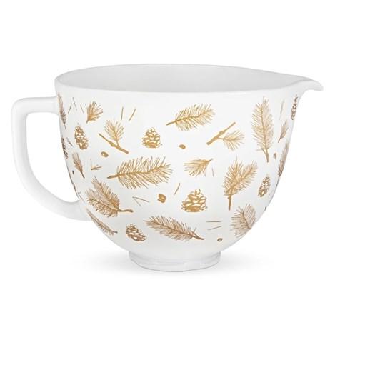 KitchenAid Pine & Berries Ceramic Bowl