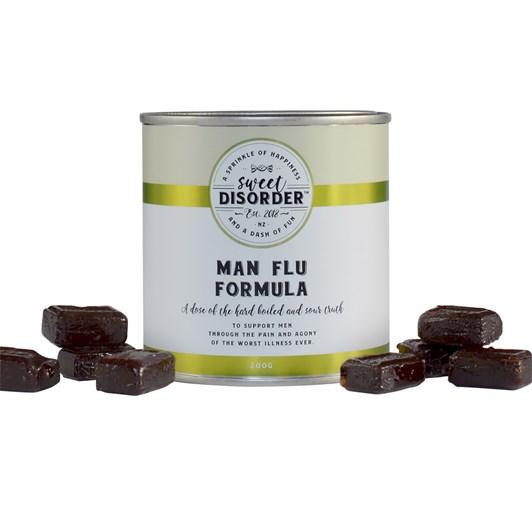 Sweet Disorder Man Flu Formula