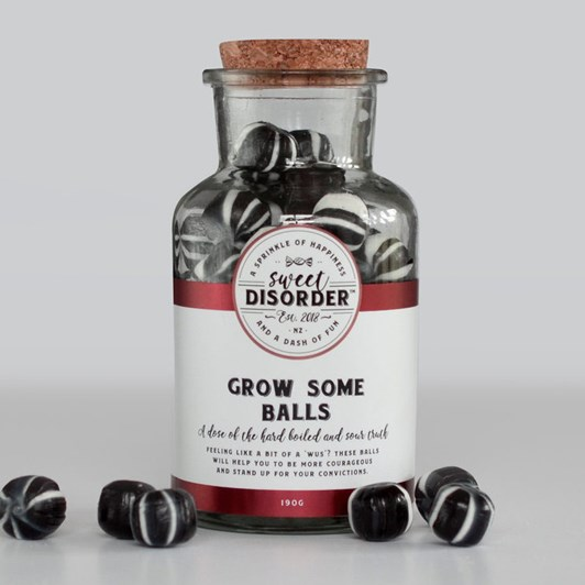 Sweet Disorder Grow Some