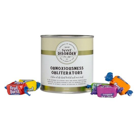 Sweet Disorder Obnoxiousness Obliterators