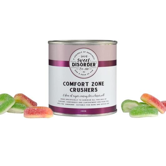 Sweet Disorder Comfort Zone Crushers