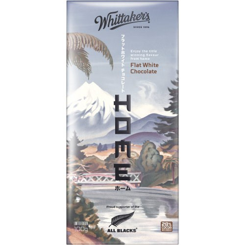 Whittaker's Limited Edition Home Flat White 100g