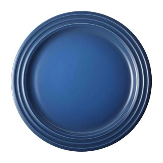 Le Creuset Side Plate 22cm Marseille Blue