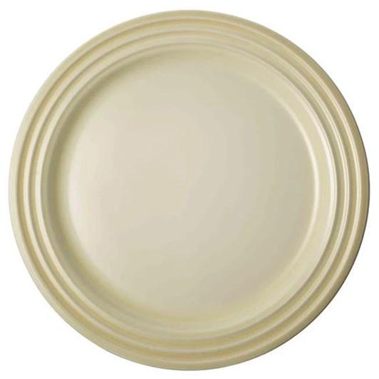Le Creuset Side Plate 22cm Meringue