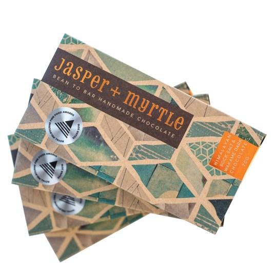 Jasper + Myrtle Himalayan Rock Salt And Wakame Dark Choc