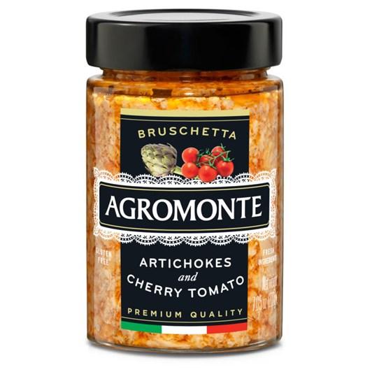 Agromonte Bruschetta Peppers Artichokes 200g