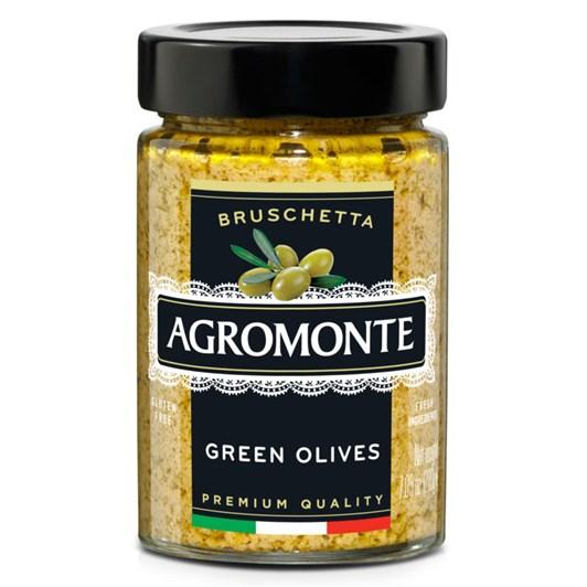 Agromonte Bruschetta Green Olive 100g