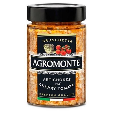 Agromonte Bruschetta Cherry Tomato Artichoke 200g
