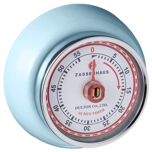 Zassenhaus Timer Pastel Blue
