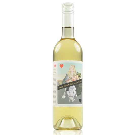 Tony Bish Skin In The Game Chardonnay 750ml