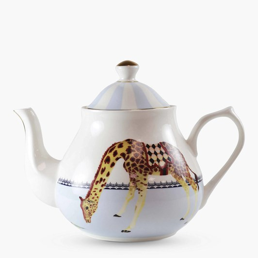 Yvonne Ellen Giraffe Teapot