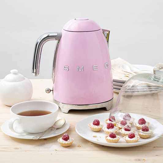 Smeg Kettle - Pink