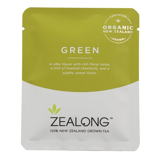 Zealong Green Tea Sachets - Teabag
