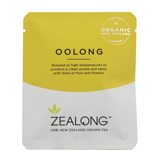 Zealong Oolong Tea Sachets - Teabag