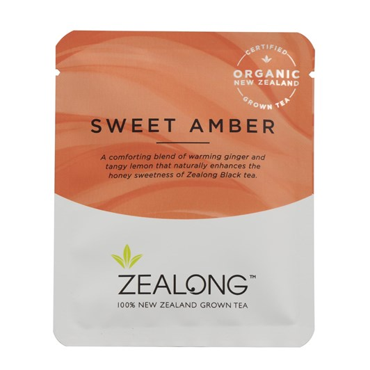 Zealong Sweet Amber Sachets - Teabag