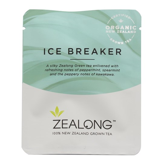 Zealong Ice Breaker Sachets - Teabag