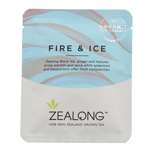Zealong Fire And Ice Sachets - Teabag