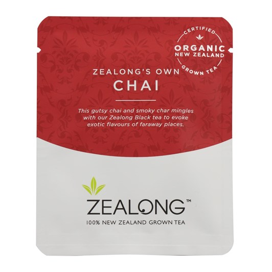 Zealong's Own Chia Sachets - Teabag