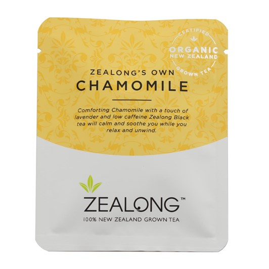 Zealong's Own Chamomile Sachets - Teabag