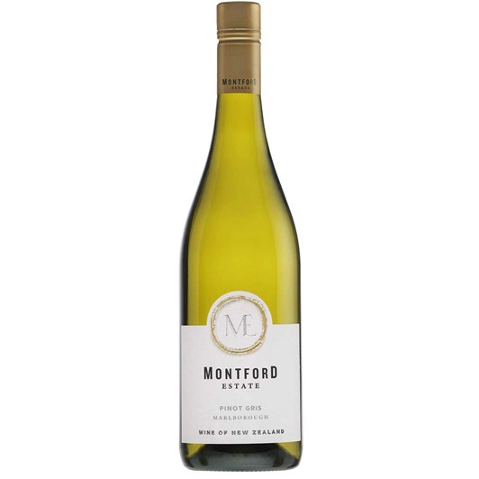 Montford Estate Pinot Gris 750ml