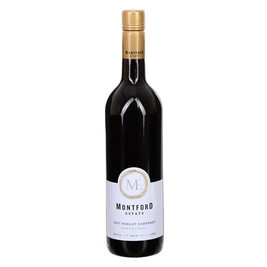 Montford Estate Merlot Cabernet 750ml