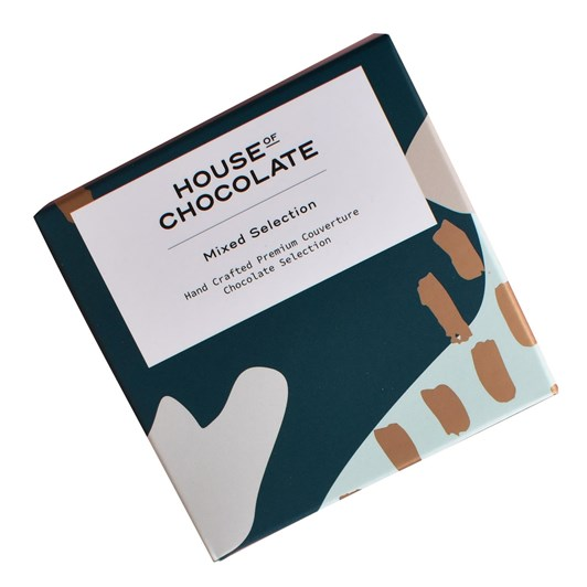 House Of Chocolate Mixed Selection Cube