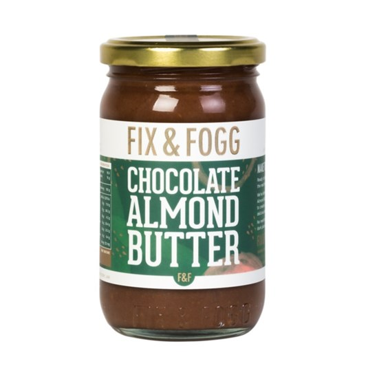 Fix and Fogg Chocolate Almond Butter 275g