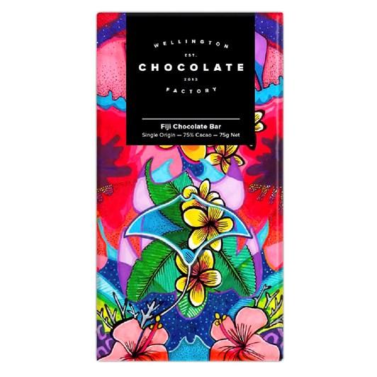Wellington Chocolate Factory Fiji Bar
