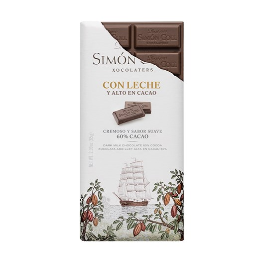 Simon Coll Chocolate 60% 85g