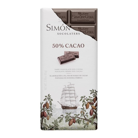 Simon Coll Chocolate 50 85g