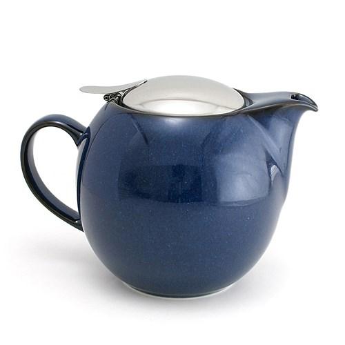 Zero Japan Jeans Blue Teapot 680ml