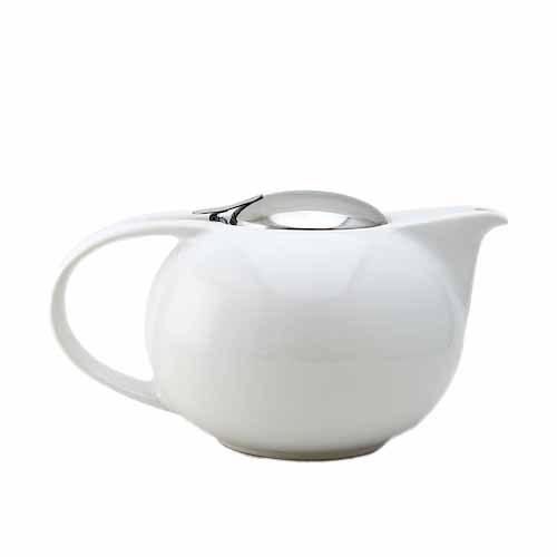 Zero Japan Saturn White Teapot 1000ml